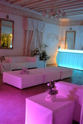 area relax matrimonio total white