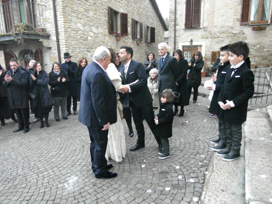 sposi - matrimonio in umbria
