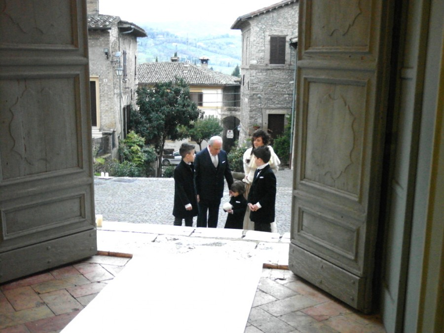 sposa - matrimonio in umbria