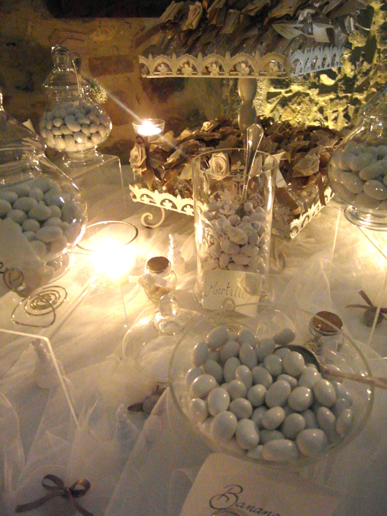 confettata - matrimonio in umbria
